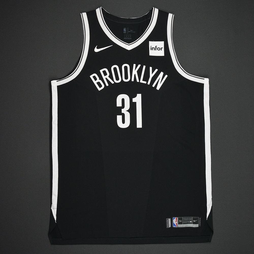 Jarrett Allen - Brooklyn Nets - 2017 NBA Draft - Autographed Jersey