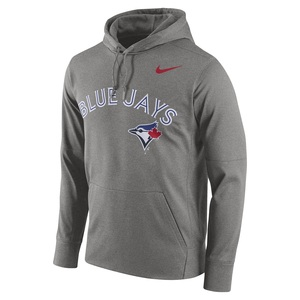Toronto Blue Jays Fleece Lockup Hoody by Nike