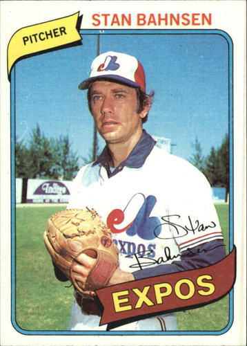 Photo of 1980 Topps #653 Stan Bahnsen