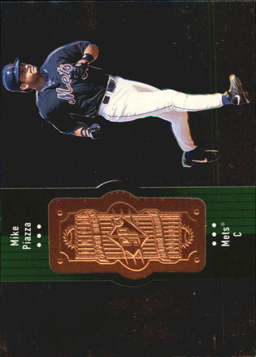 Photo of 1998 SPx Finite #275 Mike Piazza