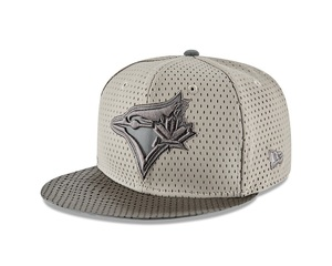 Toronto Blue Jays Josh Donaldson Signature Mesh Leather Snapback by New Era