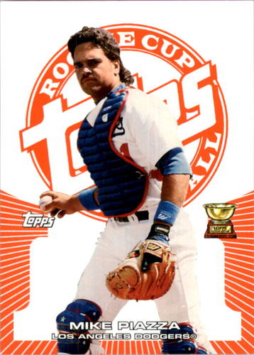 Photo of 2005 Topps Rookie Cup Orange #88 Mike Piazza