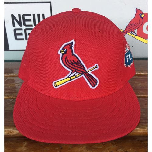 Photo of Cardinals Authentics: Jordan Walden 2016 Spring Training Cap
