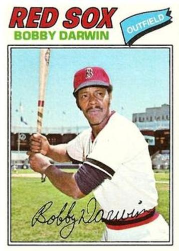 Photo of 1977 Topps #617 Bobby Darwin