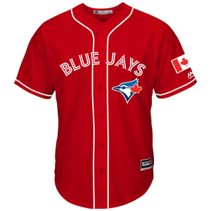 2016 Canada Day Authentic Collection Flex Base Jersey by Majestic