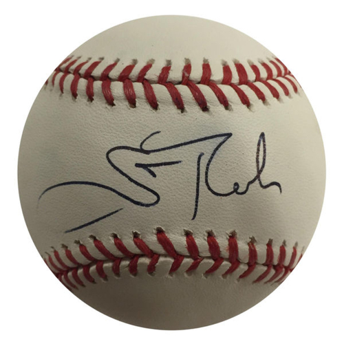 Cardinals Authentics: Scott Rolen Autographed Baseball