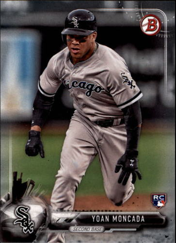 Photo of 2017 Bowman #25 Yoan Moncada RC