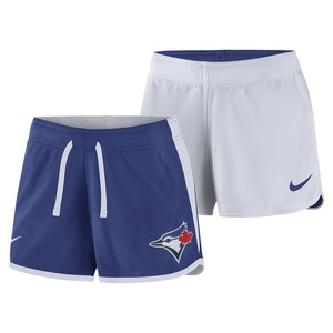 Toronto Blue Jays Women's Dri-Fit Shorts 1.8 by Nike