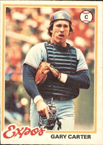 Photo of 1978 O-Pee-Chee #135 Gary Carter