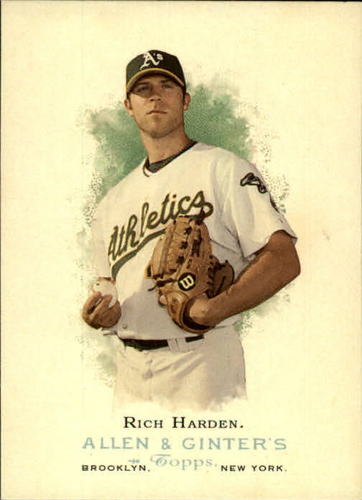 Photo of 2006 Topps Allen and Ginter #62 Rich Harden