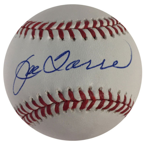 Cardinals Authentics: Joe Torre Autographed Baseball