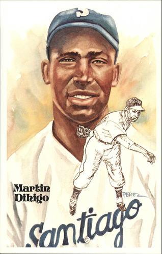 Photo of 1980-02 Perez-Steele Hall of Fame Postcards #159 Martin Dihigo -- Set #08689