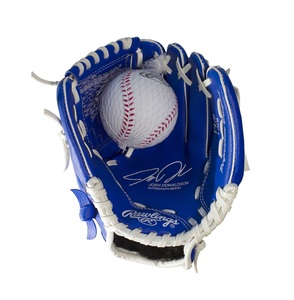 Toronto Blue Jays Youth Josh Donaldson Baseball Glove With Ball by Rawlings
