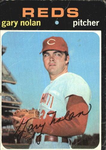 Photo of 1971 Topps #75 Gary Nolan