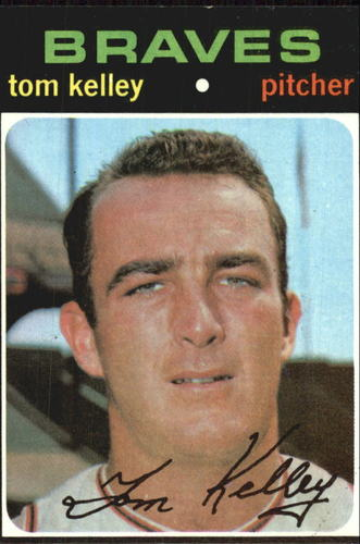 Photo of 1971 Topps #463 Tom Kelley