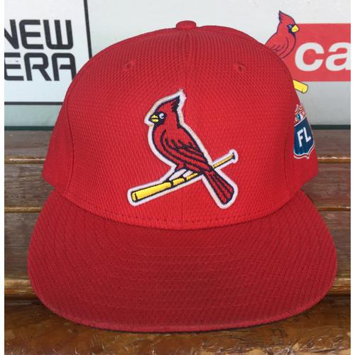 Photo of Cardinals Authentics: Brandon Moss 2016 Spring Training Cap