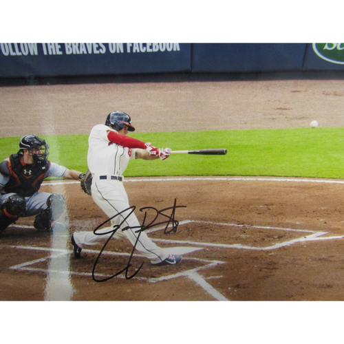 Photo of Braves Charity Auction - Jace Peterson Photo