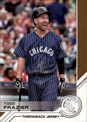 Photo of 2017 Topps Salute #S140 Todd Frazier