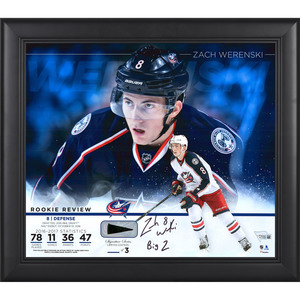 Search Results: Columbus Blue Jackets - NHL Auctions