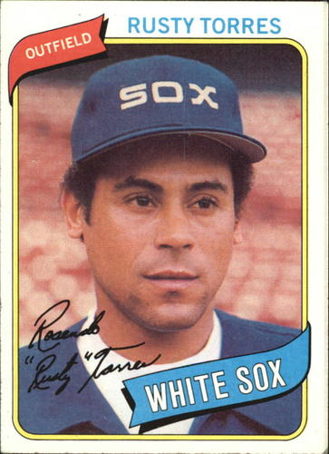 Photo of 1980 Topps #36 Rusty Torres