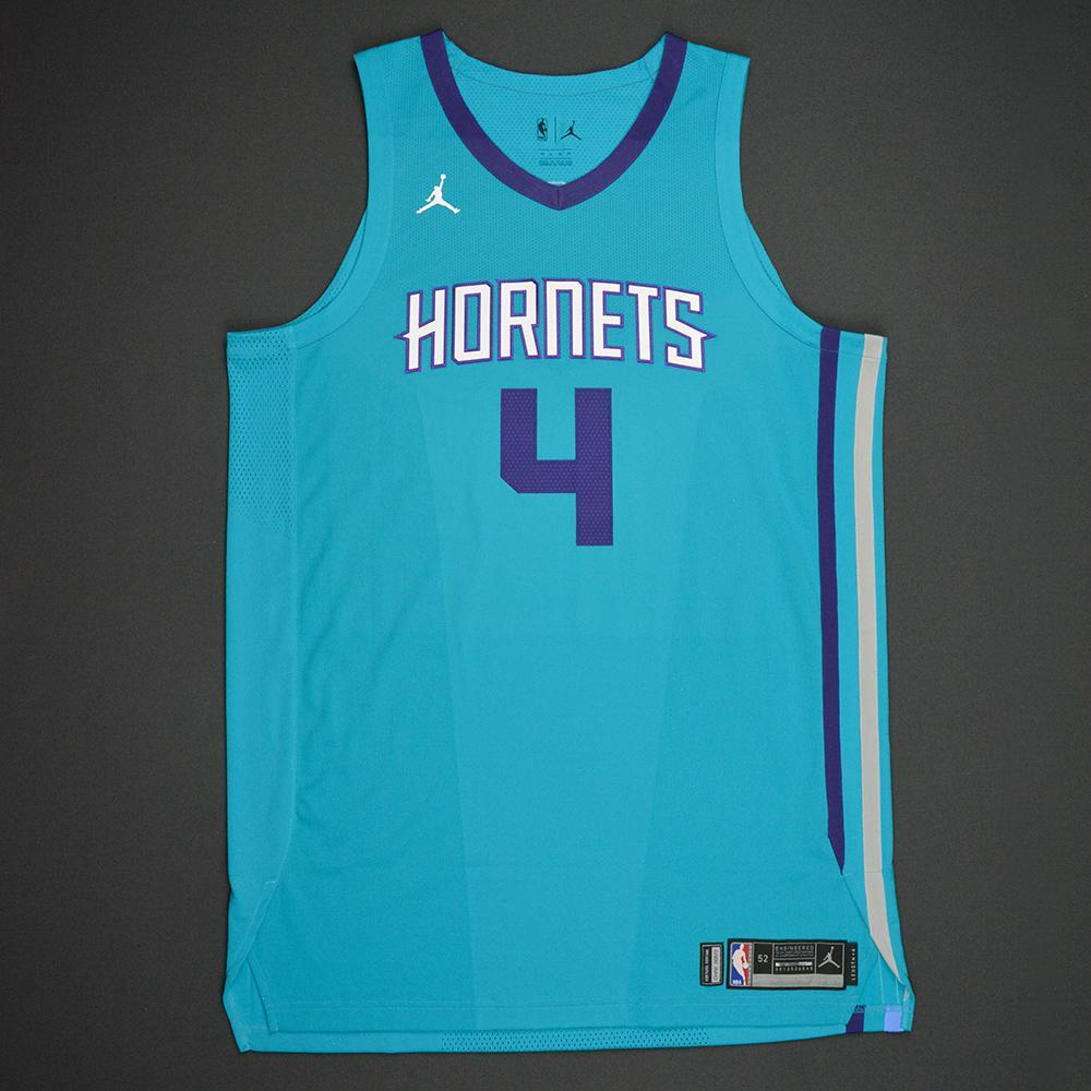 Dwayne Bacon - Charlotte Hornets - 2017 NBA Draft - Autographed Jersey