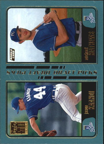 Photo of 2001 Topps #747 B.Bass RC/O.Ayala RC