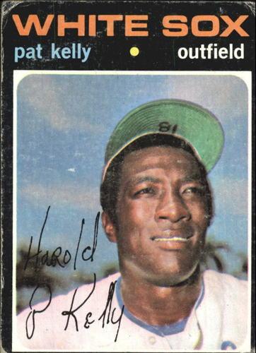Photo of 1971 Topps #413 Pat Kelly
