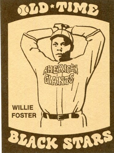 Photo of 1974 Laughlin Old Time Black Stars #5 Willie Foster