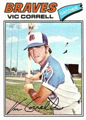 Photo of 1977 Topps #364 Vic Correll