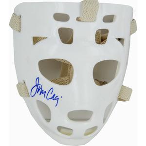 Jim Craig White Mylec JR Goalie Mask