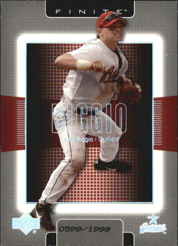 Photo of 2003 Upper Deck Finite #43 Craig Biggio