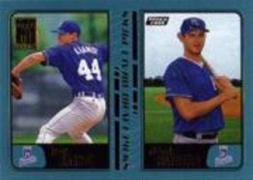 Photo of 2001 Topps #748 M.Matthews RC/J.Kaanoi