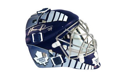 FELIX POTVIN Maple Leafs Goalie SIGNED MINI-MASK
