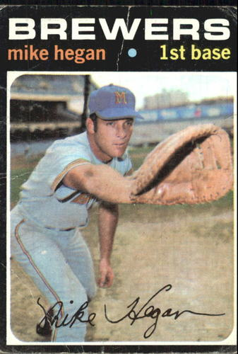 Photo of 1971 Topps #415 Mike Hegan
