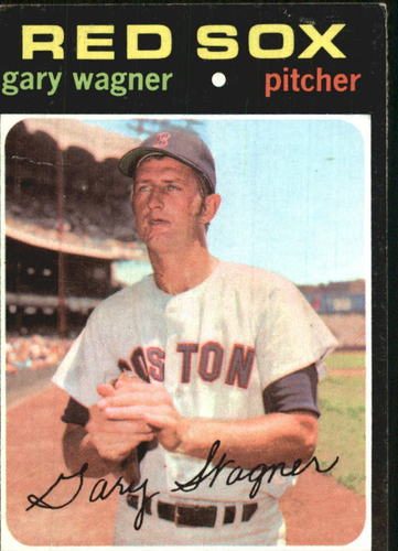 Photo of 1971 Topps #473 Gary Wagner