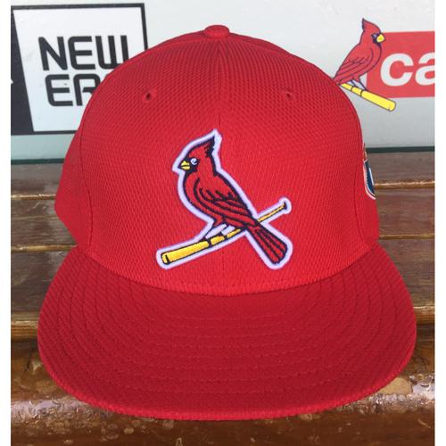 Photo of Cardinals Authentics: Brayan Peña 2016 Spring Training Cap