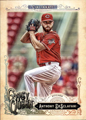 Photo of 2017 Topps Gypsy Queen #188 Anthony DeSclafani