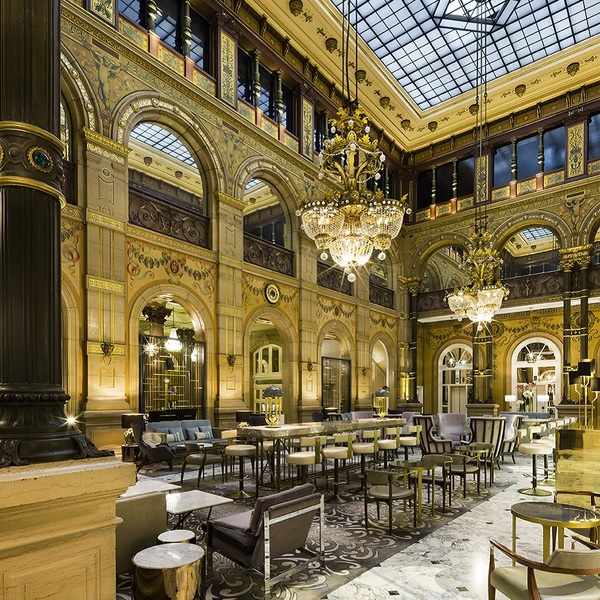Click to view French Way of Life at Hilton Paris Opera.