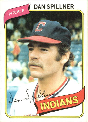 Photo of 1980 Topps #38 Dan Spillner DP