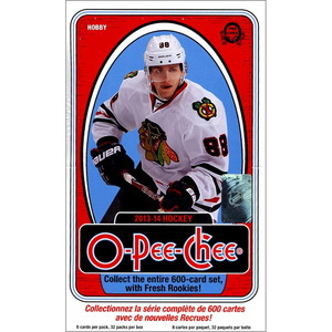 2013-14 O-Pee-Chee Sealed Hobby Box