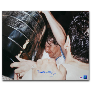 Bobby Orr Autographed Boston Bruins Limited-Edition 16X20 Photo - #44/250