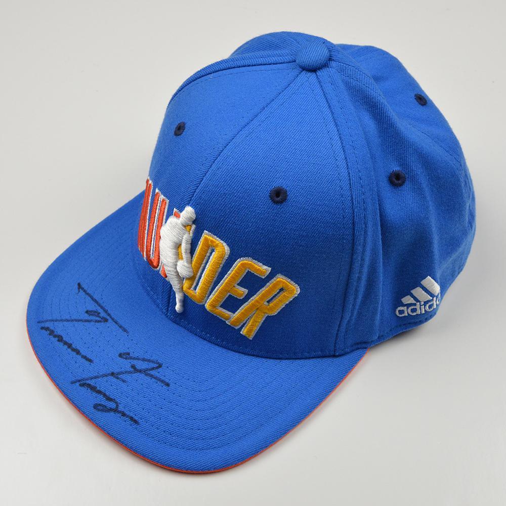 Terrance Ferguson - Oklahoma City Thunder - 2017 NBA Draft - Autographed Hat