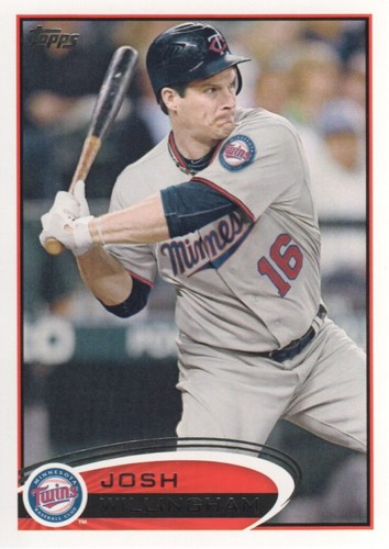 Photo of 2012 Topps #512 Josh Willingham