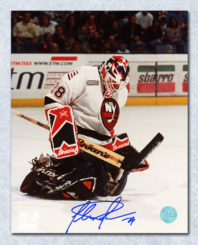Felix Potvin New York Islanders Autographed 8x10 Photo