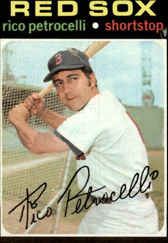 Photo of 1971 Topps #340 Rico Petrocelli