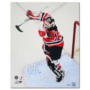 Martin Brodeur Autographed New Jersey Devils 16X20