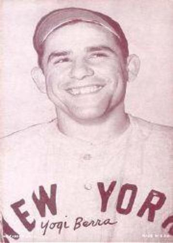 Photo of 1947-66 Exhibits #20A Yogi Berra