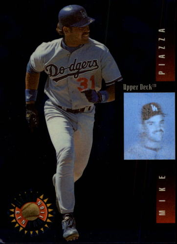 Photo of 1994 Upper Deck Next Generation #13 Mike Piazza