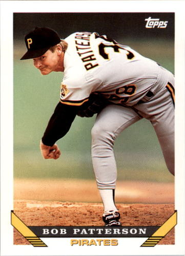 Photo of 1993 Topps #299 Bob Patterson