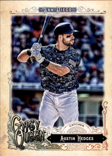 Photo of 2017 Topps Gypsy Queen #184 Austin Hedges